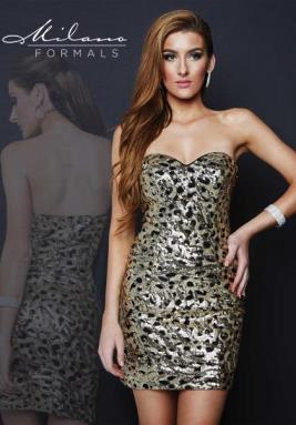 Milano Formals Dress E1668