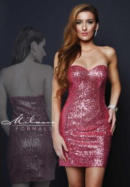 Milano Formals Dress E1670