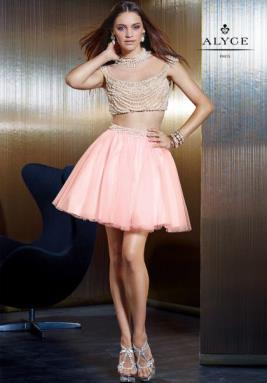 Alyce Short Dress 2485