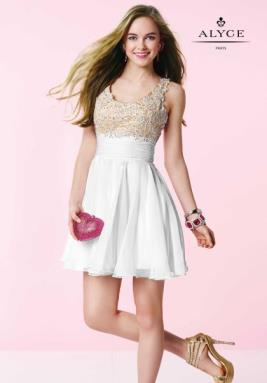 Alyce Short Dress 3639