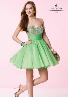 Alyce Short Dress 3641