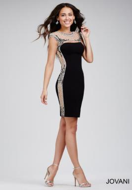 Jovani Cocktail Dress 27049