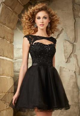Morilee Sticks & Stones Dress 9335