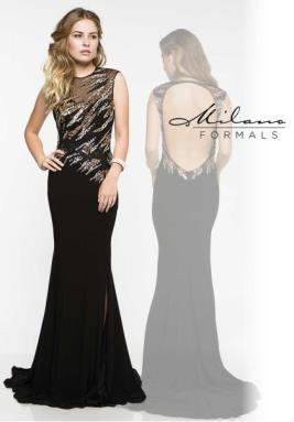 Milano Formals Dress E1843