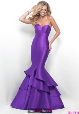 Purple Dresses at Prom Dress Shop.