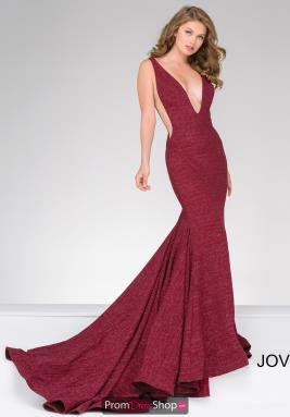 Jovani navy lace dress