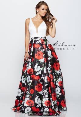 Milano Formals Dress E2160