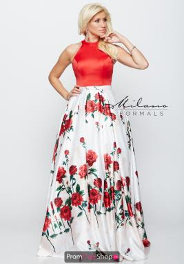 Milano Formals Dress E2161