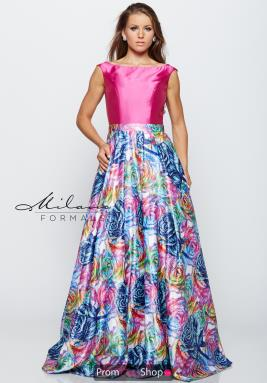Milano Formals Dress E2162