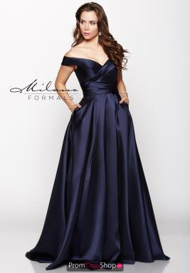 Milano Formals Dress E2046