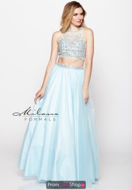 Milano Formals Dress E2097