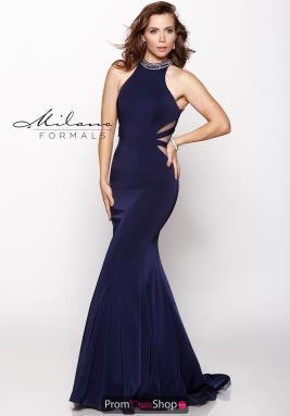 Milano Formals Dress E2113