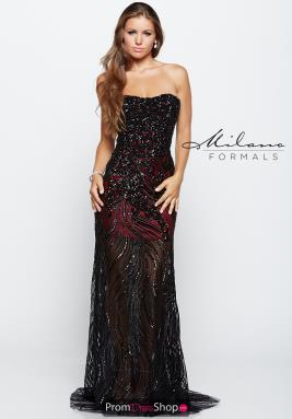 Milano Formals Dress E2117