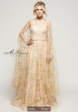 Milano Formals Dress E2158