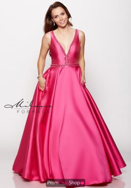 Hot Pink Dresses at Prom Dress Shop.