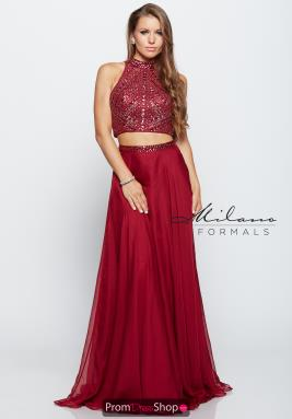 Milano Formals Dress E2178