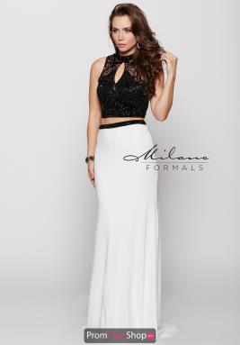 Milano Formals Dress E2192