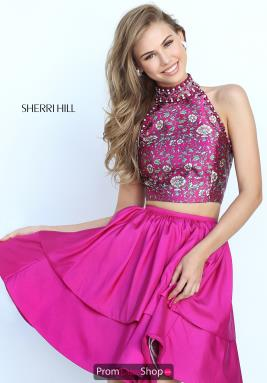 Sherri Hill Short Dress 50798