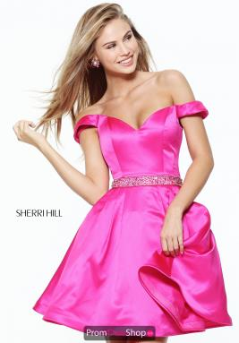 Sherri Hill Short Dress 50815