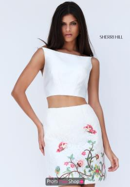 Sherri Hill Short Dress 50817
