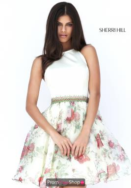 Sherri Hill Short Dress 50853