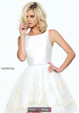 Sherri Hill Short Dress 51066