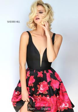 Sherri Hill Short Dress 51180