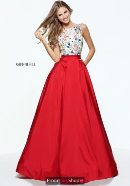 Sherri Hill Dress 51037
