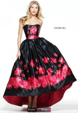 Sherri Hill Dress 51055