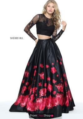 Sherri Hill Dress 51195