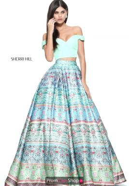 Sherri Hill Dress 51204