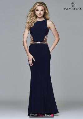 Faviana Dress 7912