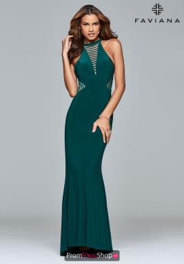 Faviana Dress 7919