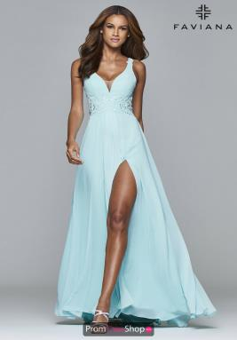 Faviana Dress 7941