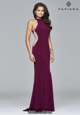 Faviana Dress 7943