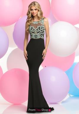 Zoey Grey Dress 30879
