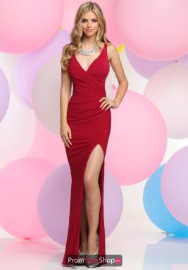 Zoey Grey Dress 30891