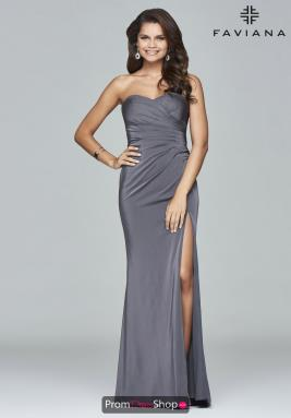 Faviana Dress 7891