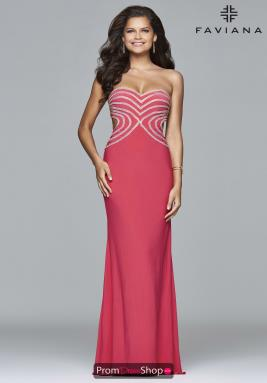 Faviana Dress S7701