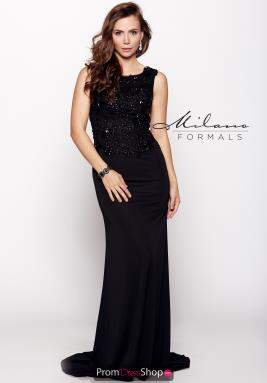 Milano Formals Dress E1637
