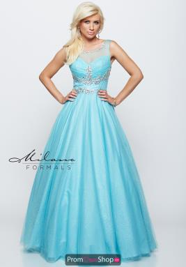 Milano Formals Dress E1774