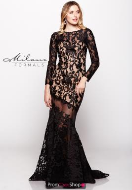 Milano Formals Dress E1883