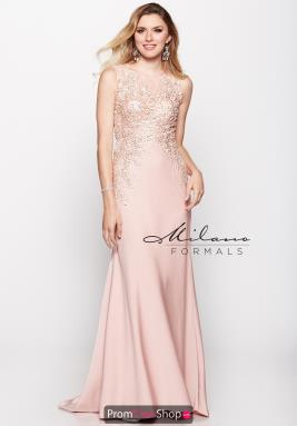 Milano Formals Dress E1887