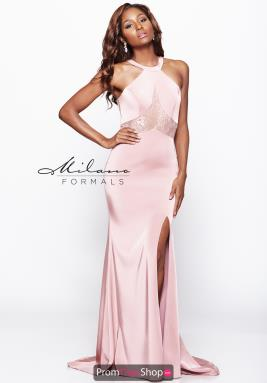 Milano Formals Dress E2043