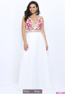 Blush Too Dress 9303W