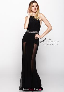 Milano Formals Dress E2031