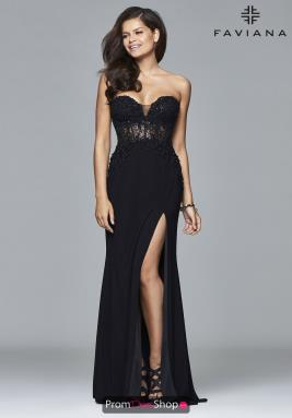 Bustier Prom Dress Long