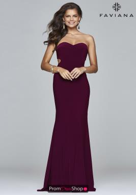 Faviana Dress S7922