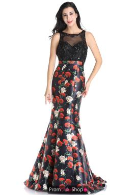 Romance Couture Dress RM6047