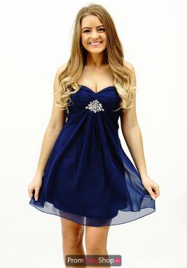 Alyce Short Dress 3676